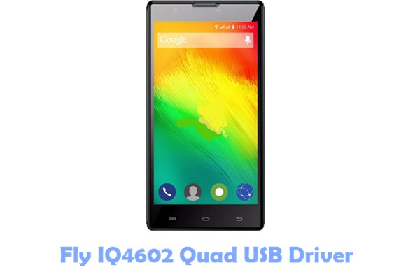 Fly IQ4602 Quad USB Driver