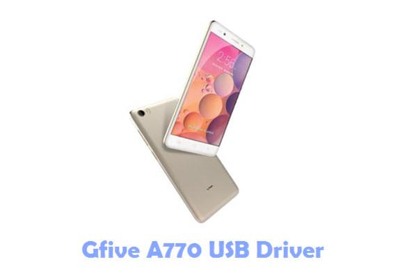Gfive A770 USB Driver