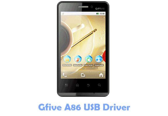Gfive A86 USB Driver
