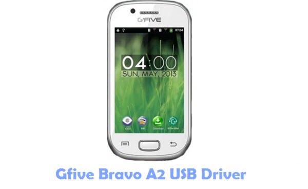 Gfive Bravo A2 USB Driver