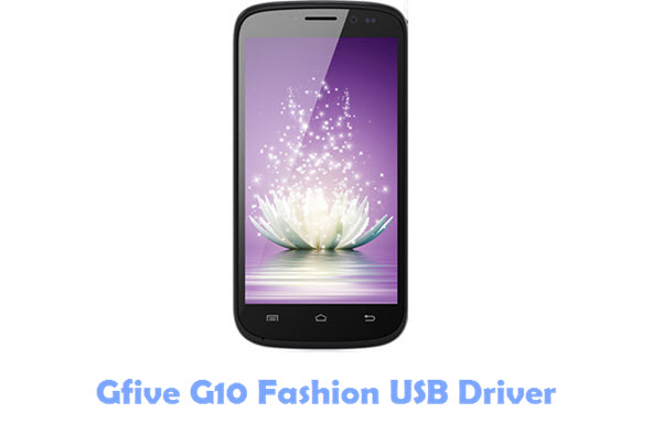 Gfive G10 Fashion USB Driver