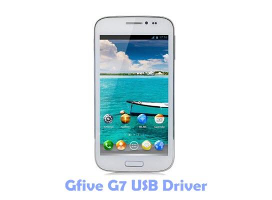 Gfive G7 USB Driver