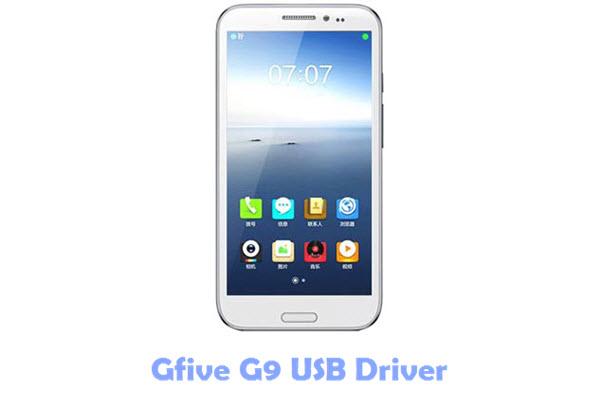Gfive G9 USB Driver