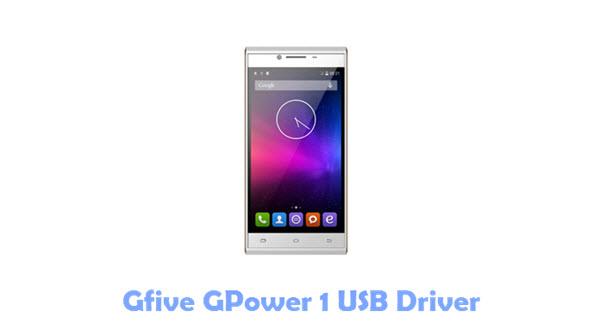Download Gfive GPower 1 USB Driver