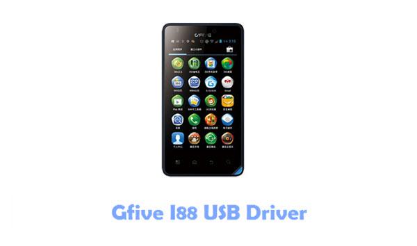 Gfive I88 USB Driver