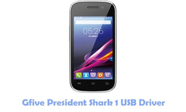 Gfive President Shark 1 USB Driver