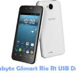 Download Gigabyte GSmart Rio R1 USB Driver