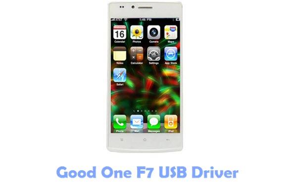 Download Good One F7 USB Driver