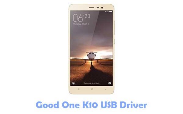 Good One K10 USB Driver