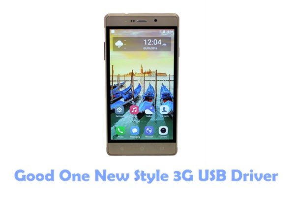 Download Good One New Style 3G USB Driver
