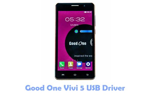 Good One Vivi 5 USB Driver