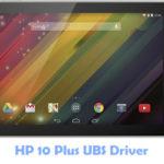 Download HP 10 Plus USB Driver