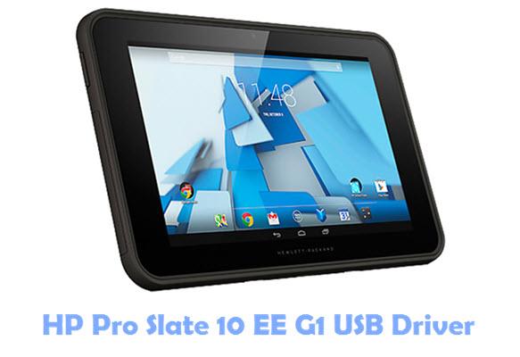 Download HP Pro Slate 10 EE G1 USB Driver