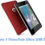 Download HP Slate 7 VoiceTab Ultra USB Driver