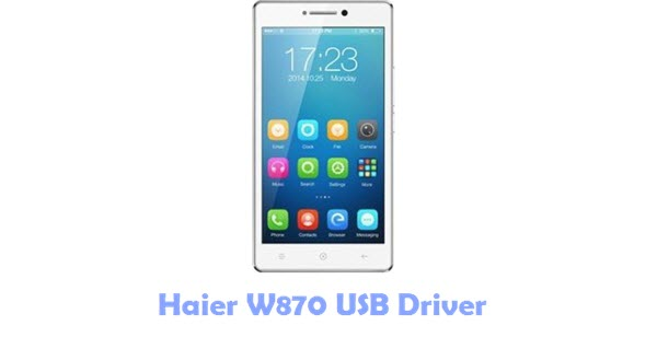 download haier drivers