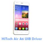 Download HiTech Air A6 Firmware