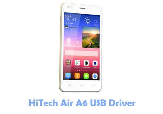 HiTech Air A6 USB Driver
