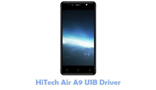 HiTech Air A9 USB Driver