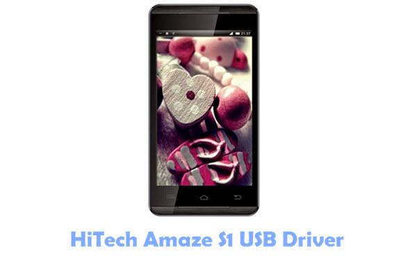 HiTech Amaze S1 USB Driver