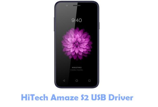 HiTech Amaze S2 USB Driver