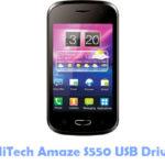 HiTech Amaze S550 USB Driver