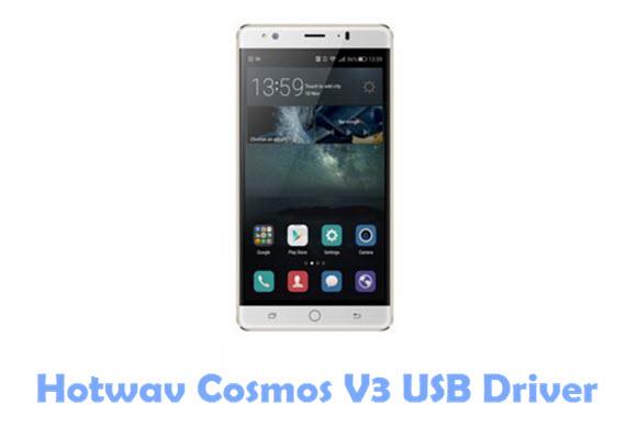 Download Hotwav Cosmos V3 USB Driver