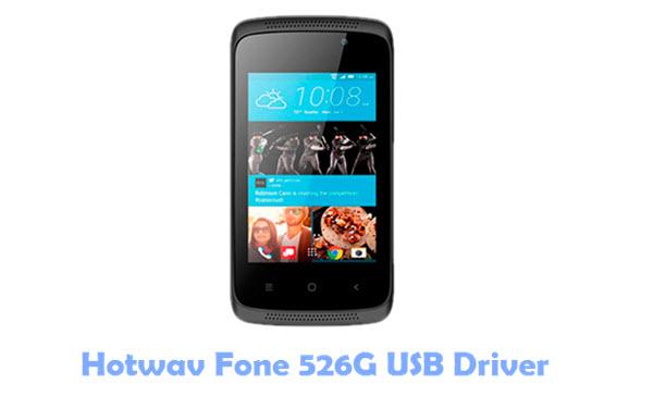 Hotwav Fone 526G USB Driver