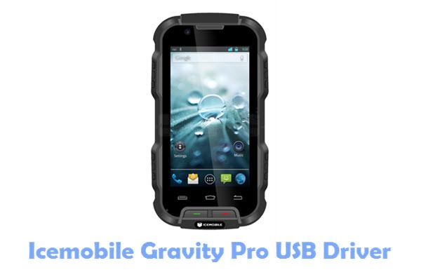 Icemobile Gravity Pro USB Driver