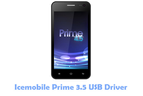 Icemobile Prime 3.5 USB Driver
