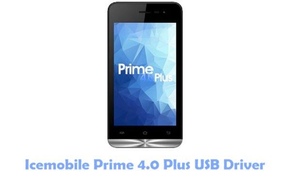 Icemobile Prime 4.0 Plus USB Driver