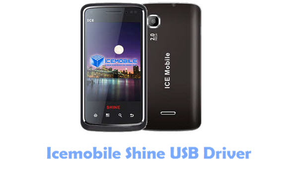 Icemobile Shine USB Driver