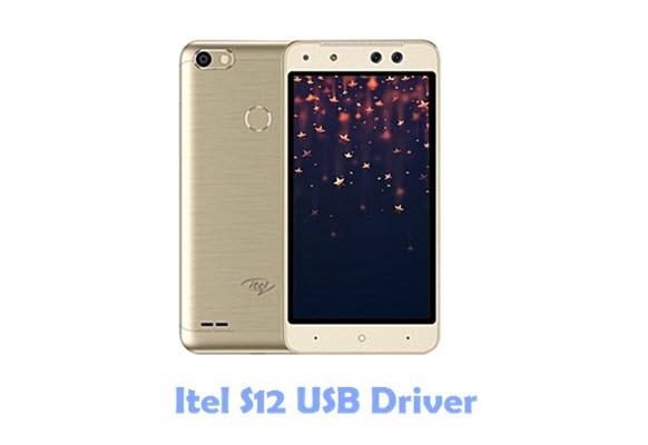 Itel S12 USB Driver