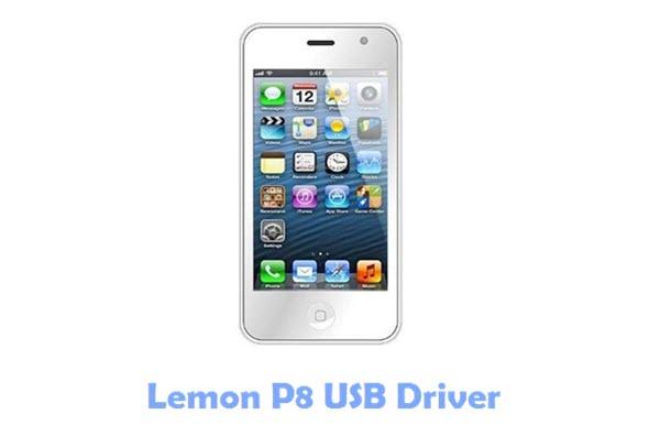 Lemon P8 USB Driver