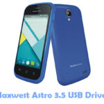 Download Maxwest Astro 3.5 USB Driver