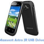 Download Maxwest Astro JR USB Driver