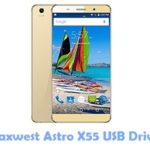 Download Maxwest Astro X55 USB Driver