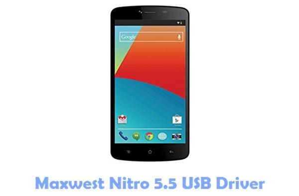 Download Maxwest Nitro 5.5 USB Driver