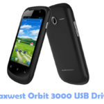 Maxwest Orbit 3000 USB Driver