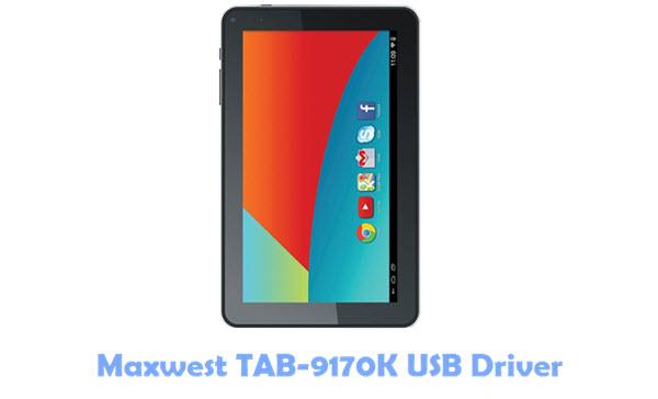 Download Maxwest TAB-9170K USB Driver