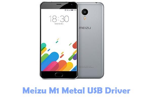 Meizu M1 Metal USB Driver