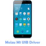 Download Meizu M1 USB Driver