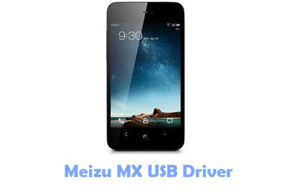 Meizu MX USB Driver