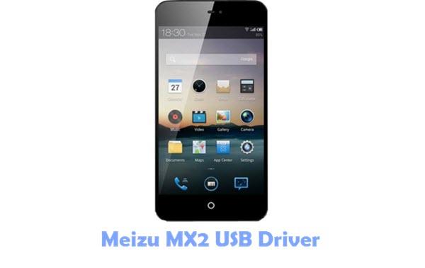 Meizu MX2 USB Driver