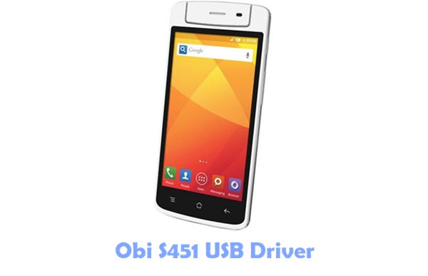 Obi S451 USB Driver