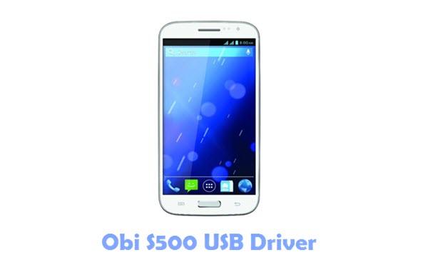 Obi S500 USB Driver