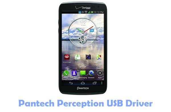 Pantech Perception USB Driver