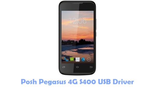 Download Posh Pegasus 4G S400 USB Driver