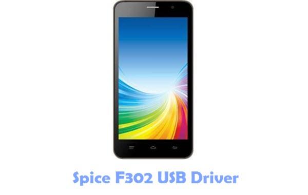 Spice F302 USB Driver