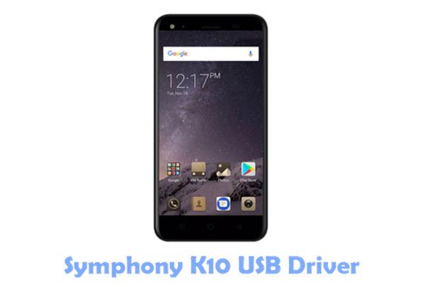 Download Symphony K10 USB Driver