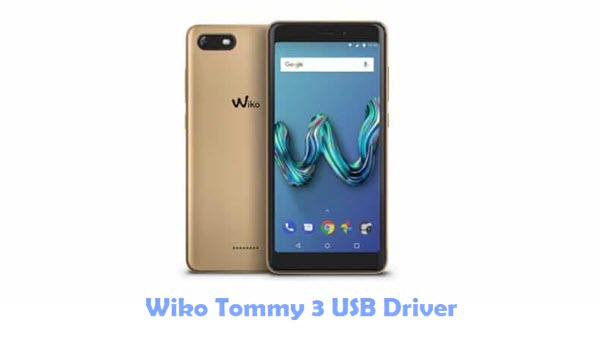 Download Wiko Tommy 3 USB Driver